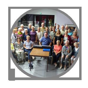 Chorale, Si l'on chantait, Avressieux, Groupe vocal, présentation, qui sommes-nous, accueil